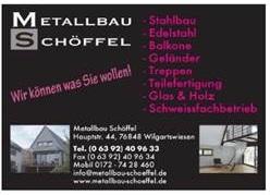 Metallbau Schoeffel